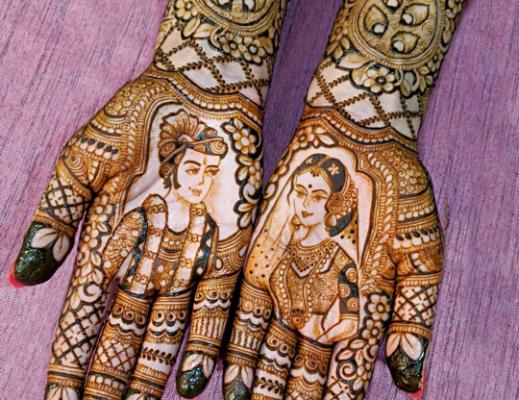 bride-groom-henna