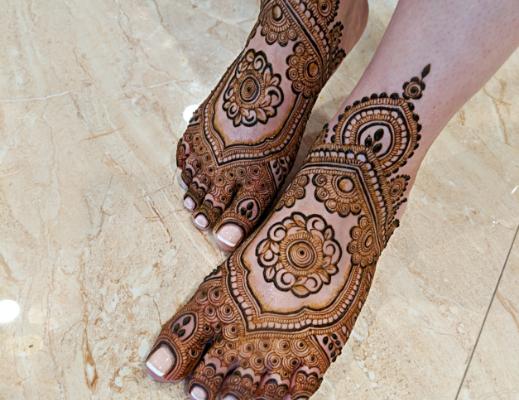 mandala-henna